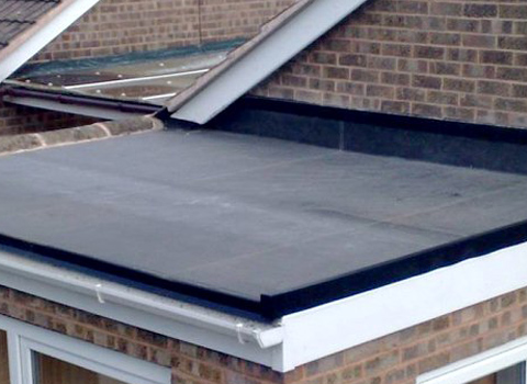Flat Rubber Roofs