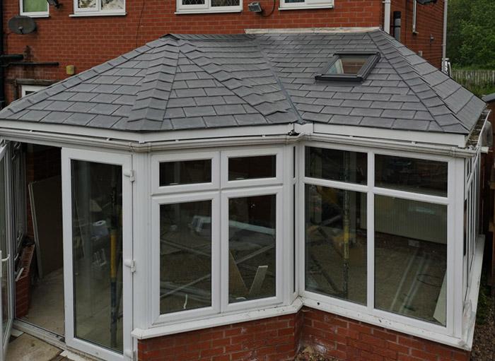 Conservatory Roof Installation – Runcorn