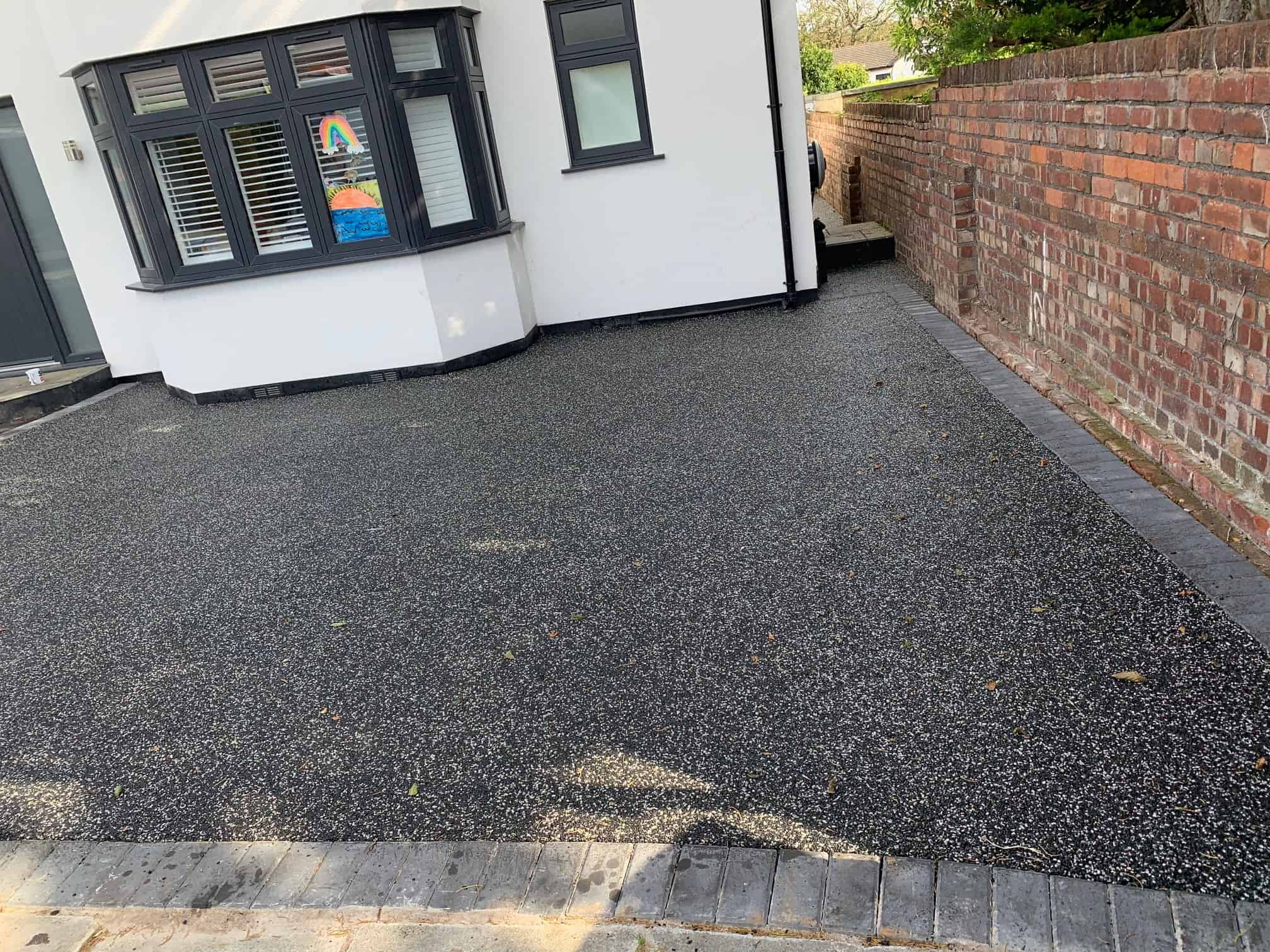 Resin Bound Driveway – West Kirby